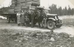 Kållastning 1937
