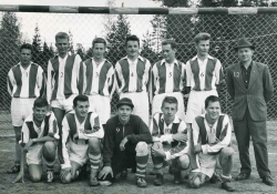 ÄIF fotbollslag tidigt 1960-tal?