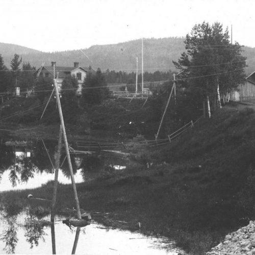 Hotell Älvkrona 1910-tal