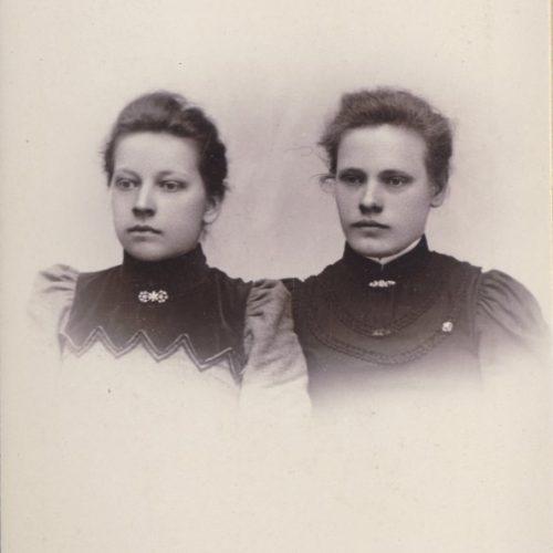 Maria och Lovisa Öman