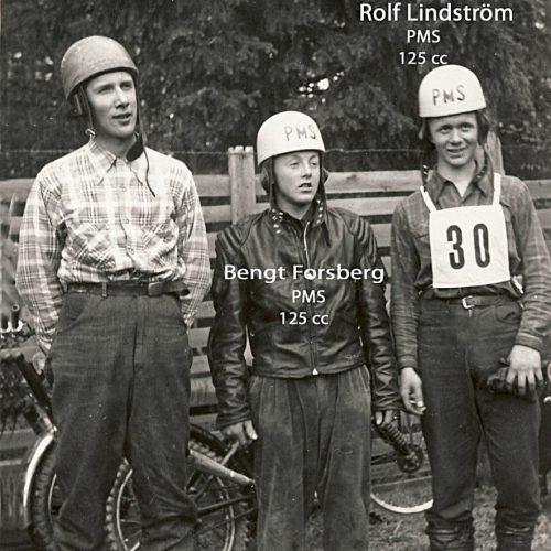 Bengt Forsberg PMS Nr 30 Rolf Lindström PMS
