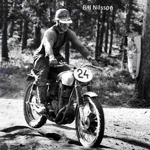 Bill Nilsson Vann final 500 cc 1957