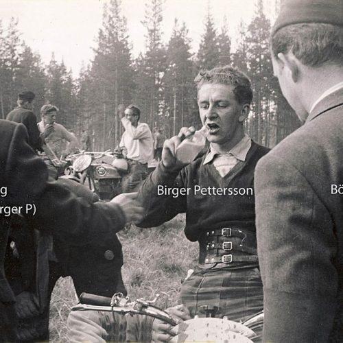 Birger Pettersson Gun och Börje Öberg