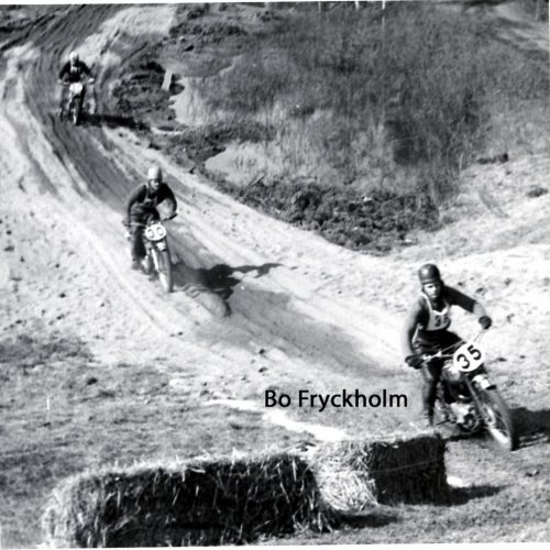 Bo Fryckholm ÄMS