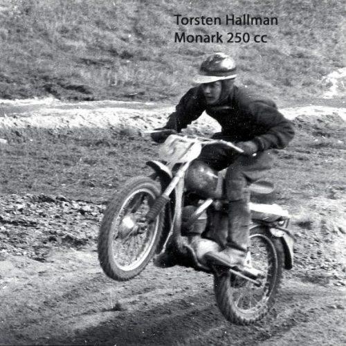Torsten Hallman 250 cc
