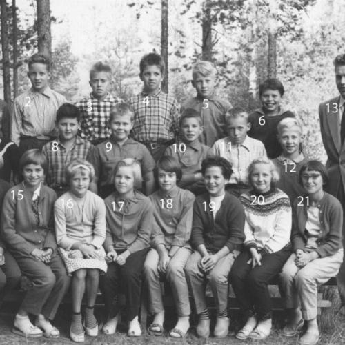 1959 klass 5 Lillkorsträsk