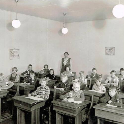 1951 Klass 2 B