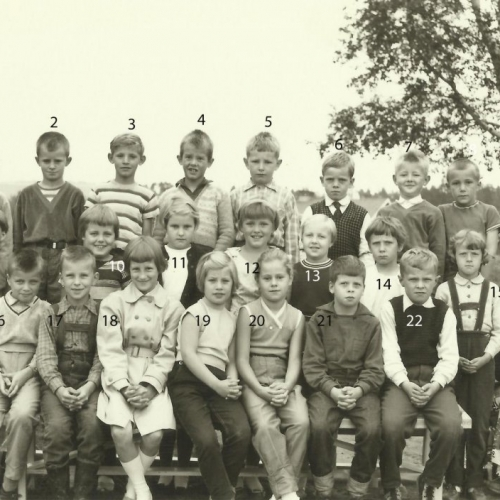 1958 Klass 2 C