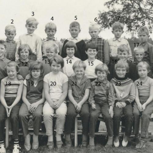 1959 Klass 3 B