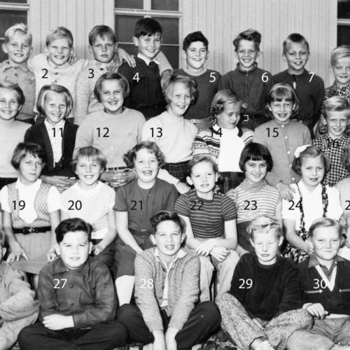 1954 Klass 4 B
