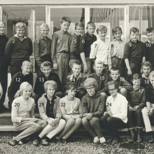 1963 Klass 8