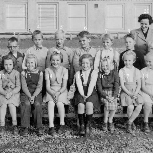 1951 Klass 1