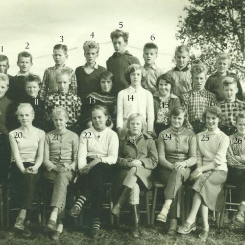 1957 Klass 7