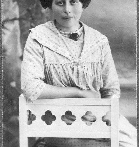 Anna Elisabet Ahlström