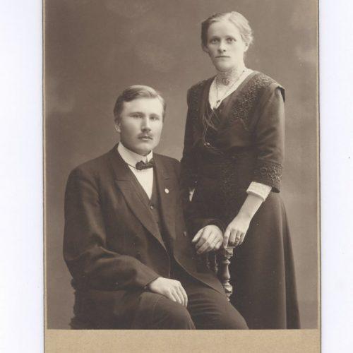 Oskar Berglin och Matilda Sofia Danielsson