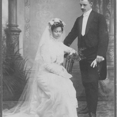 Anna Bergman och Emil Gårding