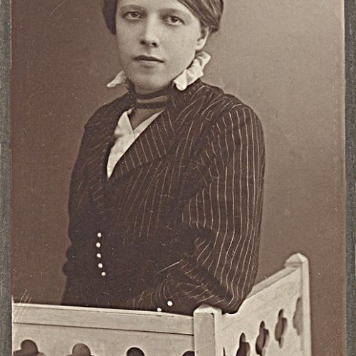 Ester Ottilia Bergman 1902-1918
