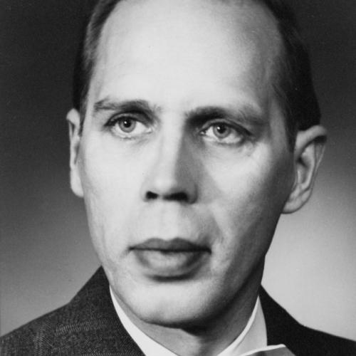 Provisinalläkare Gunnar Granström