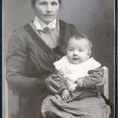 Hilda och Göta Bergdahl