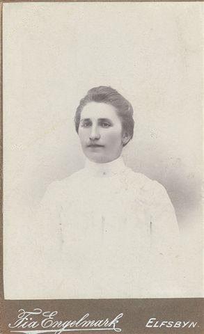 Ida Margareta Lundqvist