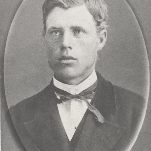 Johannes Johan* Öberg