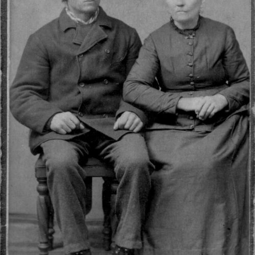 Anders Persson och Sofia Magdalena Eriksdotter