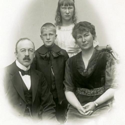 Provinsialläkare Karl Filip Hollström