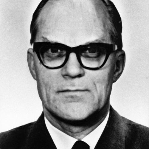 Dispensärläkare Rolf Mellander