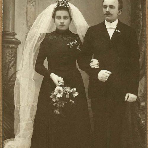 Selma Nilsson och Hans Garmager