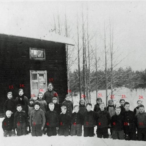 1926 skolan i Vistbäcken