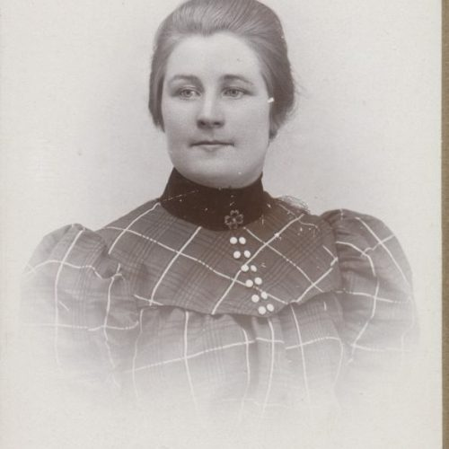 Alma Lundberg Lappurträsk