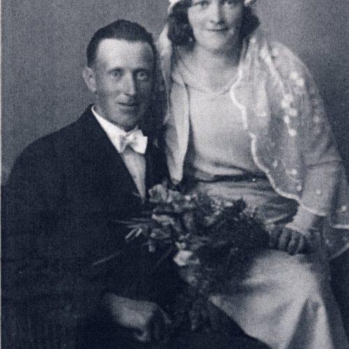 Anders Erhard Backman och Jenny Olofsson