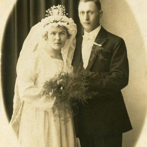 Anna och Ossian Bergman