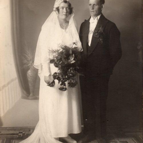 Svea och Abel Lundberg