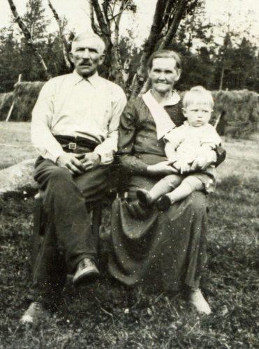 Johan och Hulda Lundgren