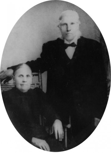 Karl Johan och Anna Maria Lundberg