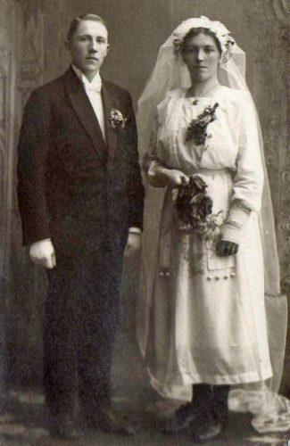 William Bergdahl och Klara Lundgren