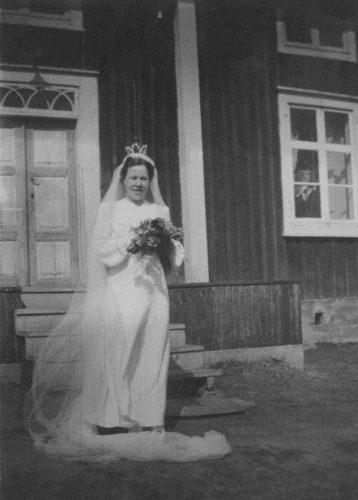 Ester* Gunhild Öberg f 1920-06-07 i Arvidsträsk
