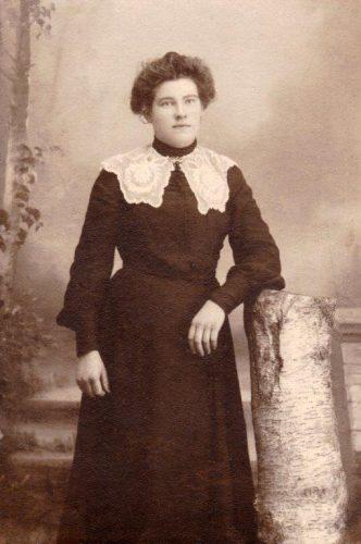 Hulda Ingeborg*Sandberg f.1887-12-10 Brännheden