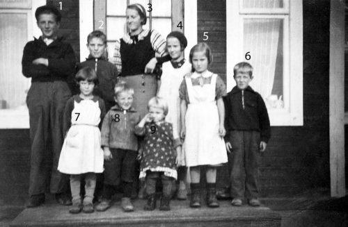 Ragnar o Ebba Nybergs barn