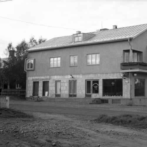 Handelsbanken och Conrad Petterssons Bilaffär