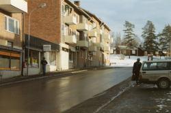 Magnus Norbergs byggnad ersatte Löfgrens