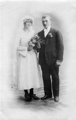Hugo Johansson och Amanda Westerlund