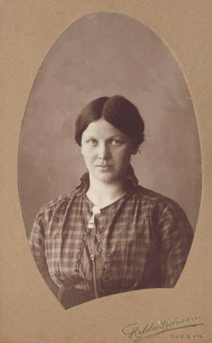 Josefina Wilhelmina Granberg