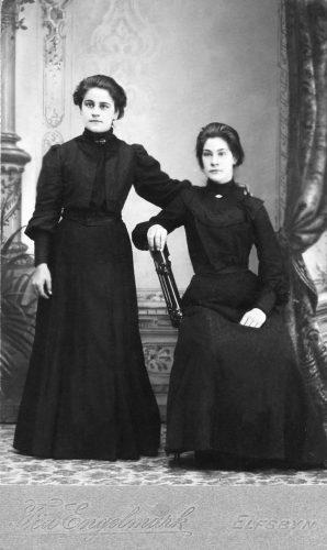 Lea och Sofia Lundgren
