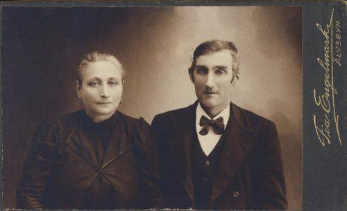Johanna Lovisa Eriksdotter Markström o Carl Olof Öhlund