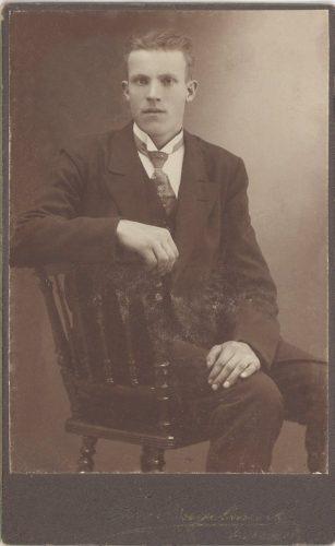 Albin Ragnar* Nyberg f.1892-05-22