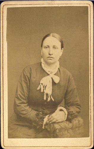 Sofia Alvina Johansdotter