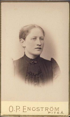 Sofia Markström/Lundström