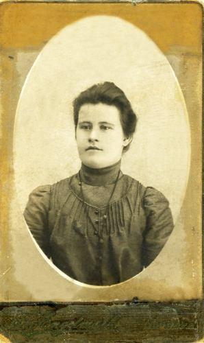Frida Maria Bergman 1886-09-25 Högheden